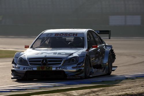 DTM – Jamie Green vence a última do ano