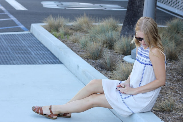 Shae Roderick, Current Habits, OC Blogger, Dress, Anthropologie