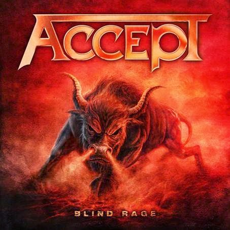 Accept - Blind Rage - album - cover