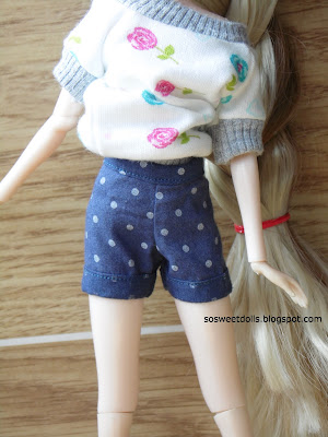 pullip trousers shorts blythe dal azone pure neemo s m