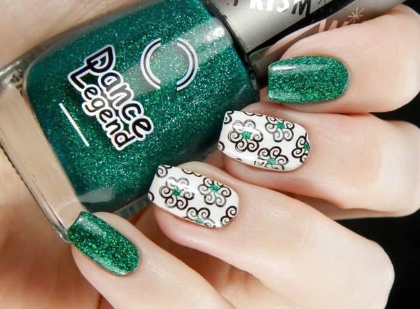 Green Nails Designs | Nails