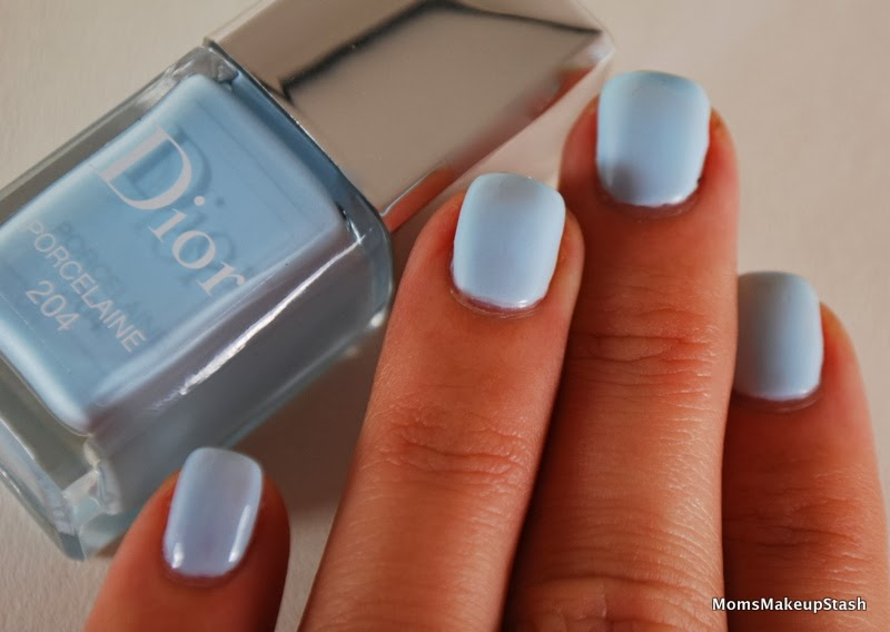 Current Favourite: DIOR Vernis Nail Lacquer in Porcelaine #204 ...