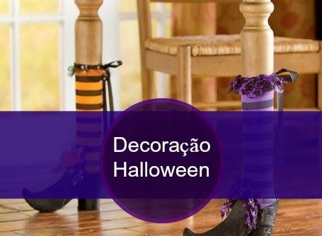 Decoração: Halloween