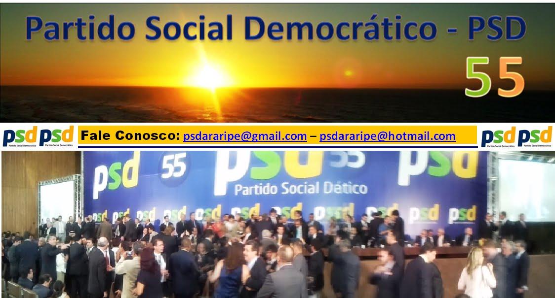 PARTIDO SOCIAL DEMOCRÁTICO - PSD
