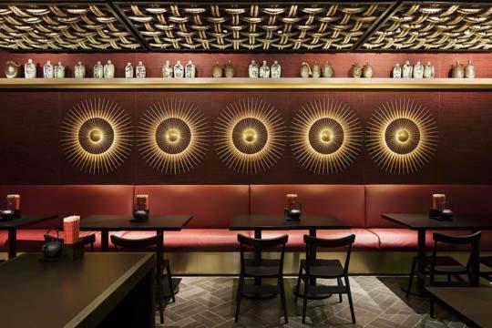 Gochi Restaurant Design Ideas By Mim Design