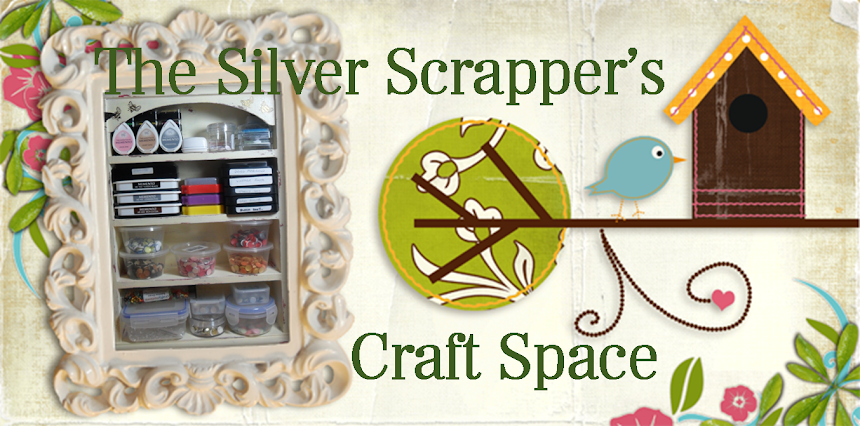 The Silver Scrapper's Craft Space