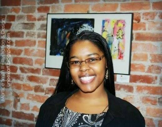 photo of Artist Martice Smith II