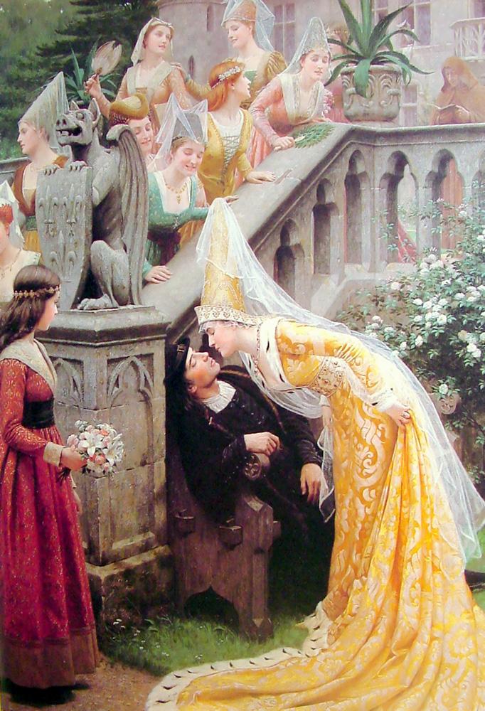 blair leighton painting