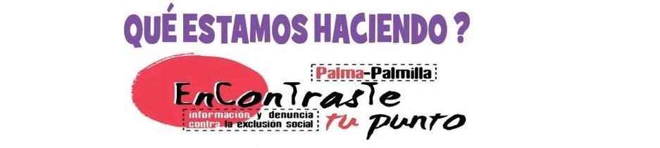 Encontraste Palma-Palmilla