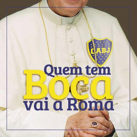 Posse do novo Papa vira um Brasil x Argentina na internet