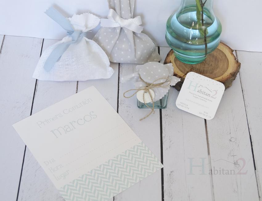 Invitaciones handmade para eventos de Habitan2