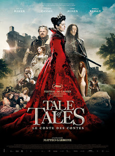 The Tale of Tales - poster