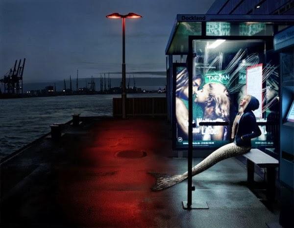Sirenas de Hana Vojackova - fotografía