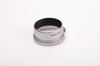 Leica Leitz FISON lens hood for Elmar 5cm
