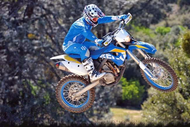Husaberg FE 450 Dirt Motorcycels