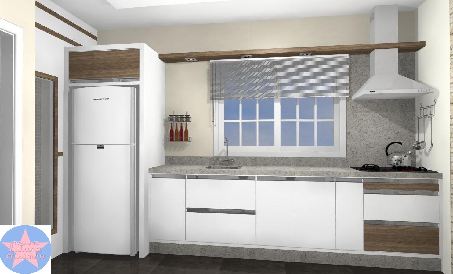 #2A58A1 Lado B Opção 1 1484x900 px Projetos Da Instalação Da Cozinha_401 Imagens