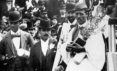 Spyridon Louis maratón Atenas 1896