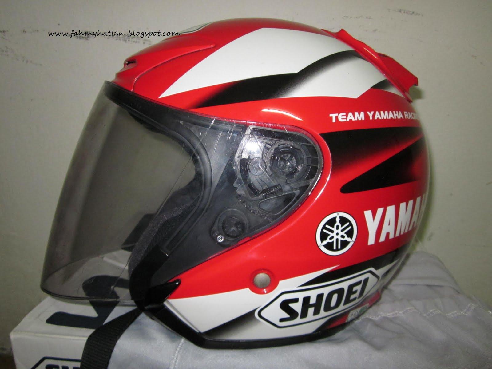 Shoei J Force  Yamaha