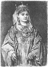 Rycheza - żona Mieszka II