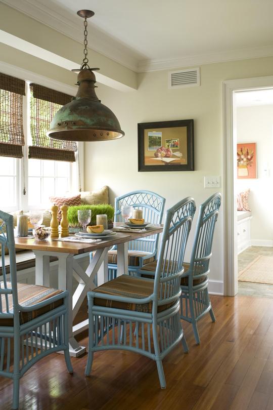 New Home Interior Design: Smart, Beautiful Kitchen Banquettes