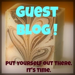 Guest blog here on The Soap Bar