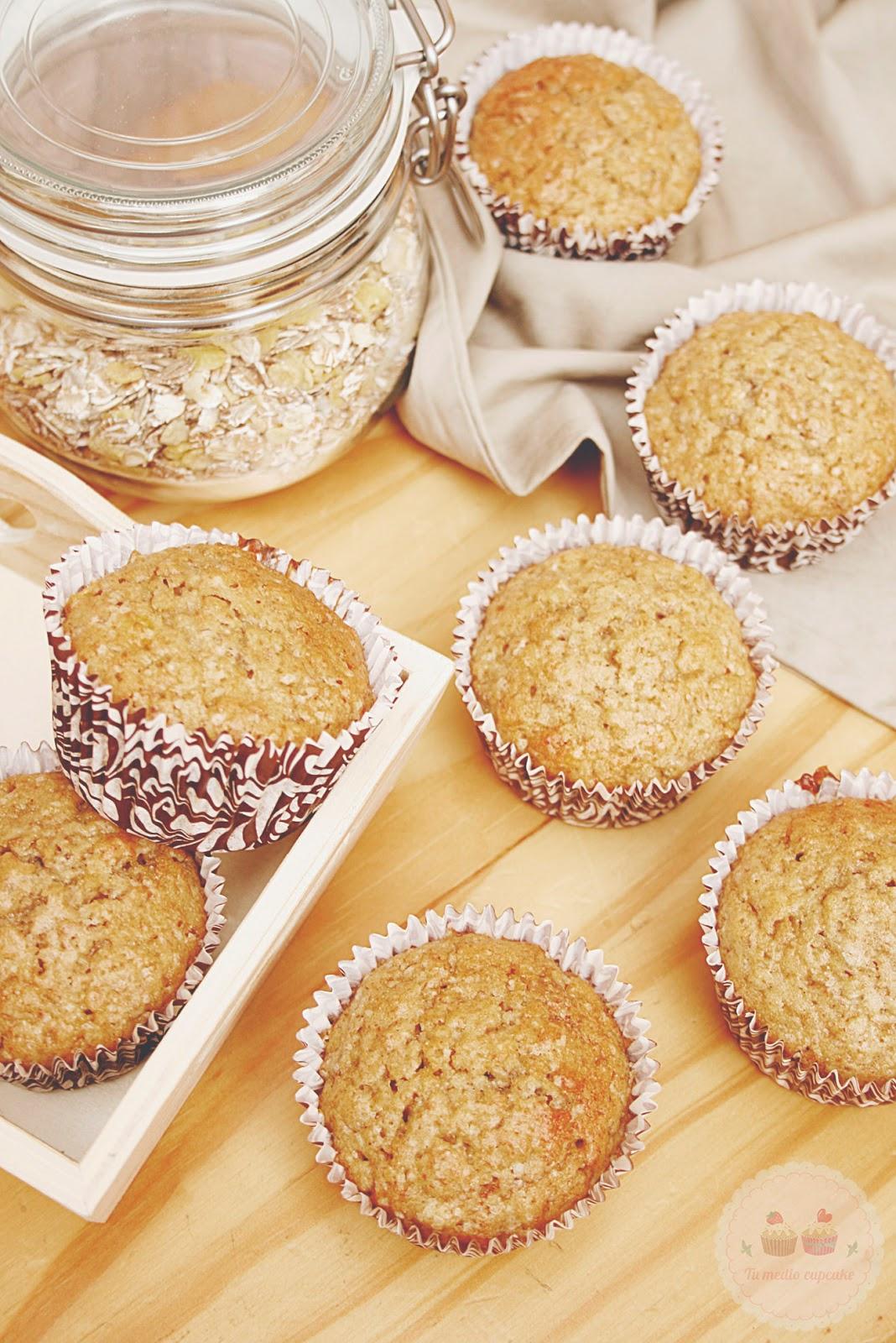 muffins-de-avena