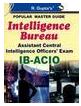 IB ACIO Exam Prep Books