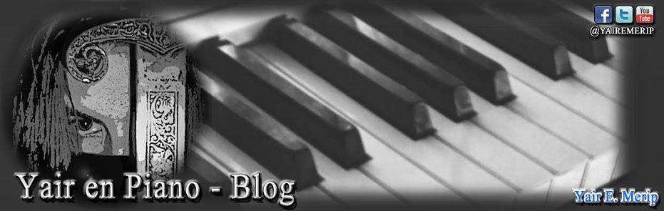 Yair en Piano