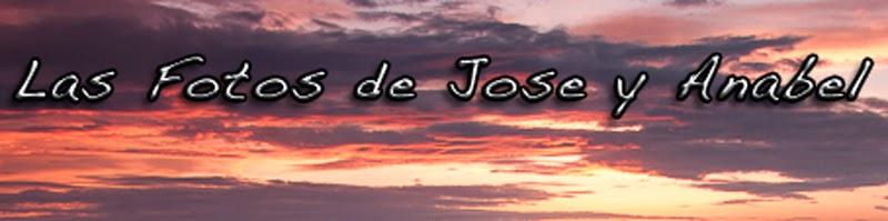 Las fotos de Jose y Anabel
