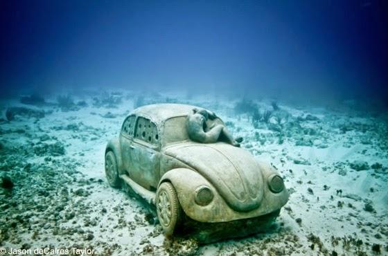 Saiba mais sobre o fundo do oceano