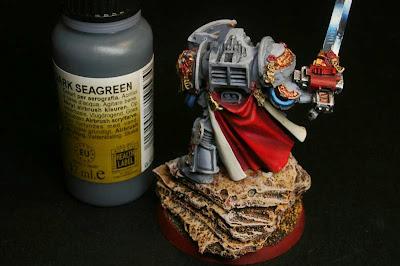 Dark Seagreen en el dorso de Lord Kaldor Draigo