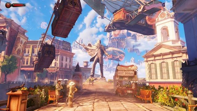 BioShock-Infinite-Cover-Ar1t ২০১৩ সালের সেরা ১০ টি গেম দেখে নিন