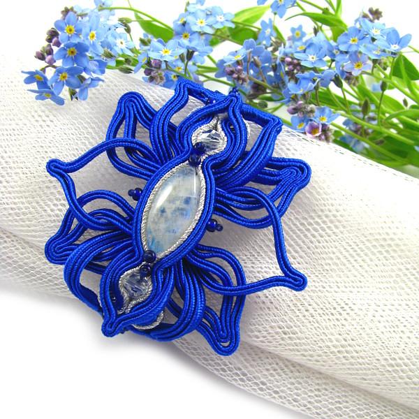 Ażurowa biżuteria ślubna sutasz