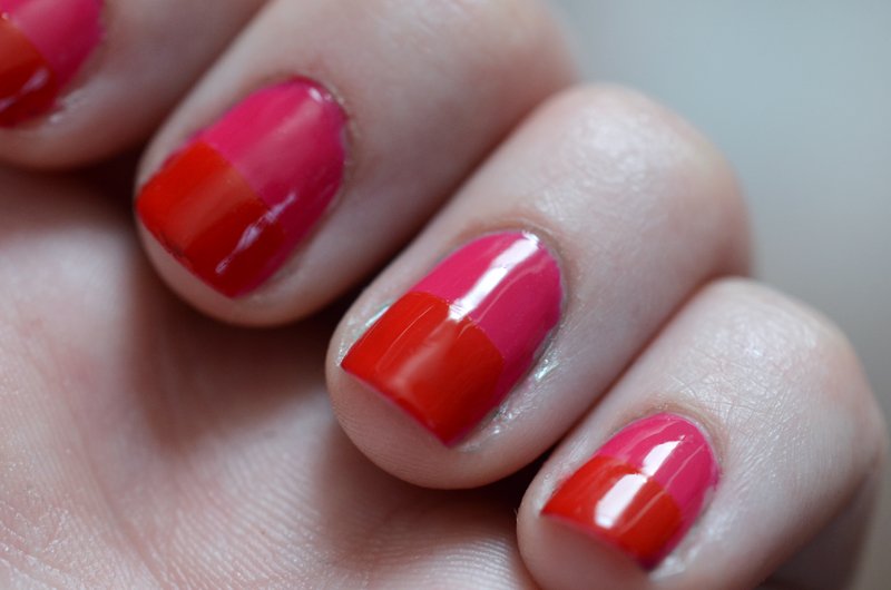 Essie Bachelorette Bash & Essie Really Red