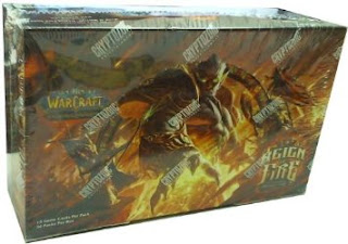 Reign of Fire Boosters For WoW TCG