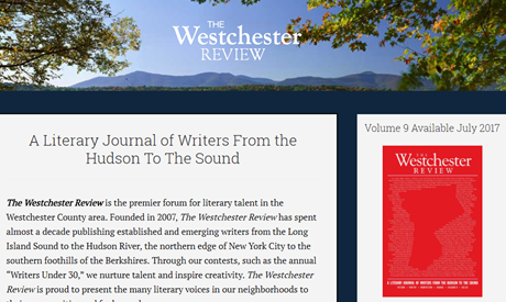 <i>The Westchester Review</i>