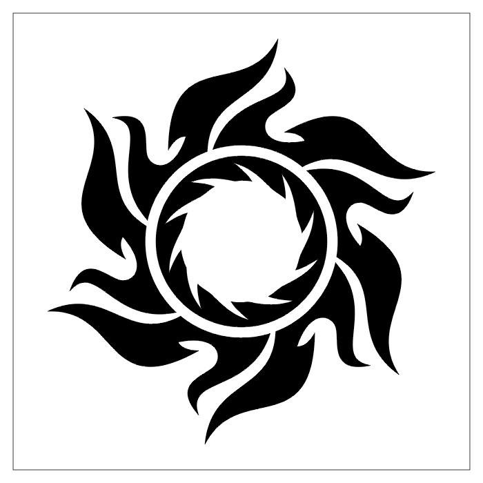 tribal art tattoo free clip Vector  Art Clip  Free Clipart Tattoos Tribal Images 060611»