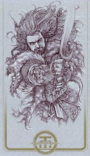 hobbit-thorin-oakenshield-artwork-by-harvey-tolibao