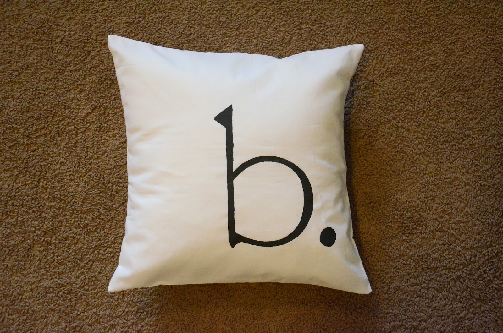 DSC 6273 - The 16 Reasons Tourists Love Monogrammed Throw Pillow