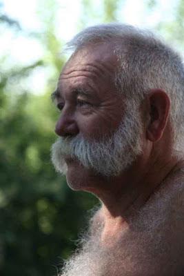 old men bear - mature gay grandpa