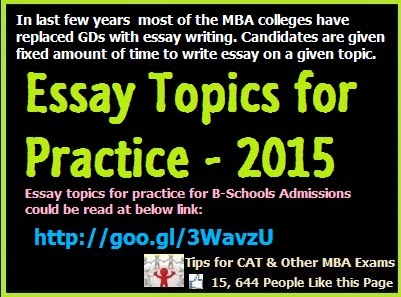 xat essay topics (xat essay 1997) analysis: the topic uses the concept of the stockholm syndrome the essay should begin with explaining the xat special essay writing andheri.