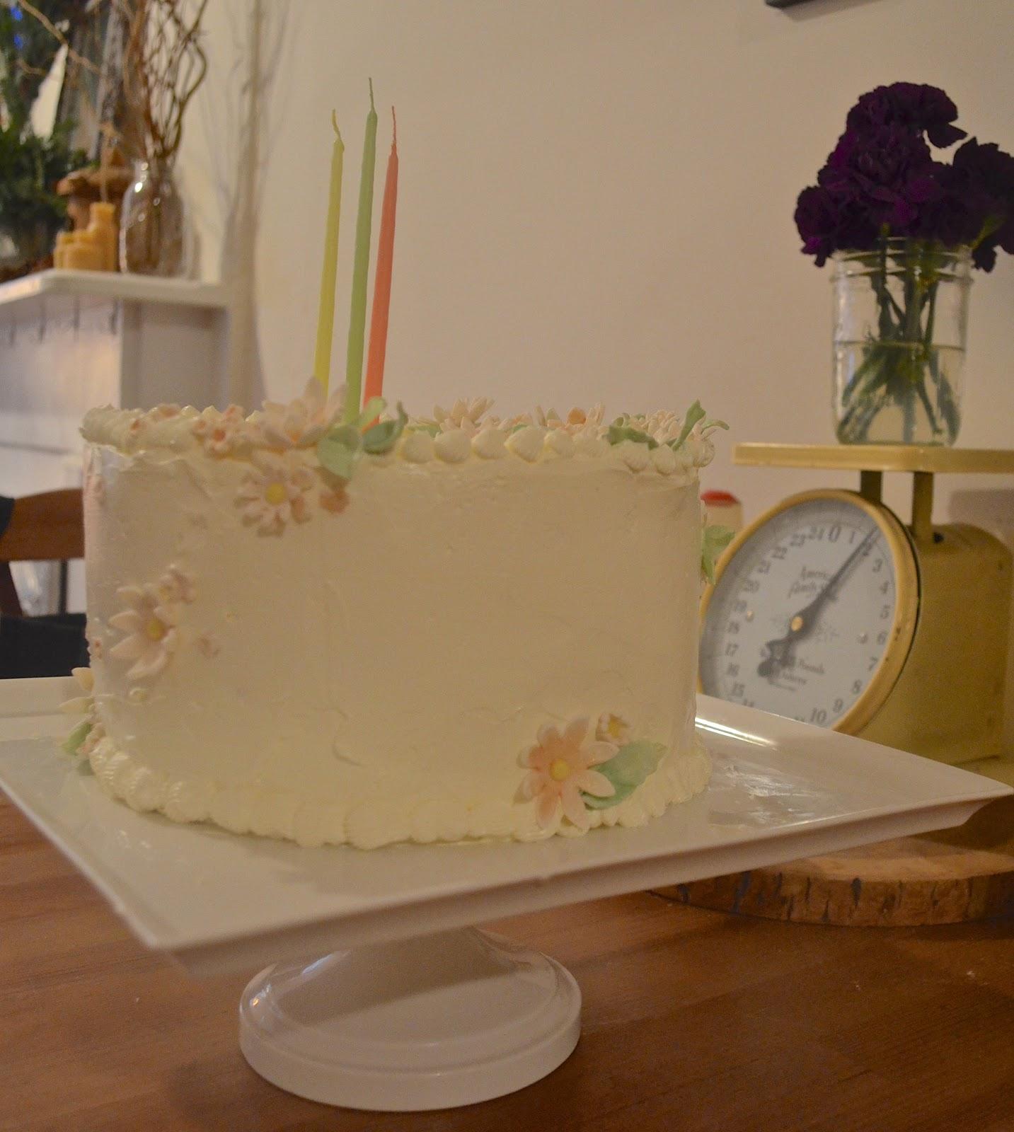 Smitten Kitchen Almond Raspberry Cake