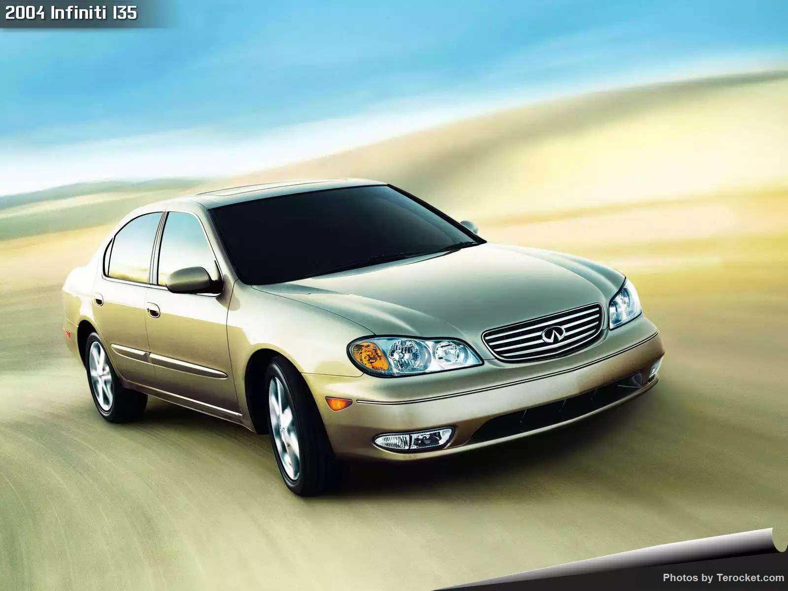 Hình ảnh xe ô tô Infiniti I35 2004 & nội ngoại thất