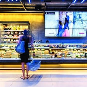 To πιο εντυπωσιακό super market στον κόσμο βρίσκεται στην Ελλάδα! (φωτο)