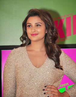 Parineeti Chopra Dazzles in Shining Gown at her Birthday and Sajde Song launch from Kill Dill