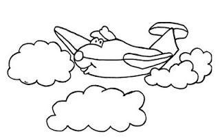 Desenhos de Avião