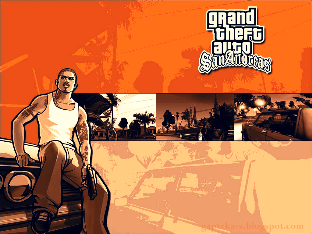 Cheat Game GTA San Andreas Untuk PC Full