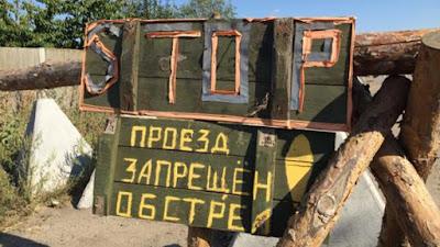 В зоне конфликта в Донбассе возобновились обстрелы боевиков