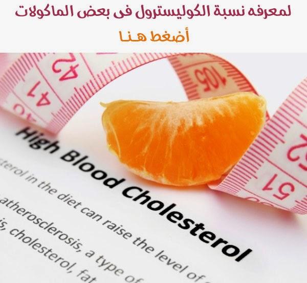 الكوليسترول