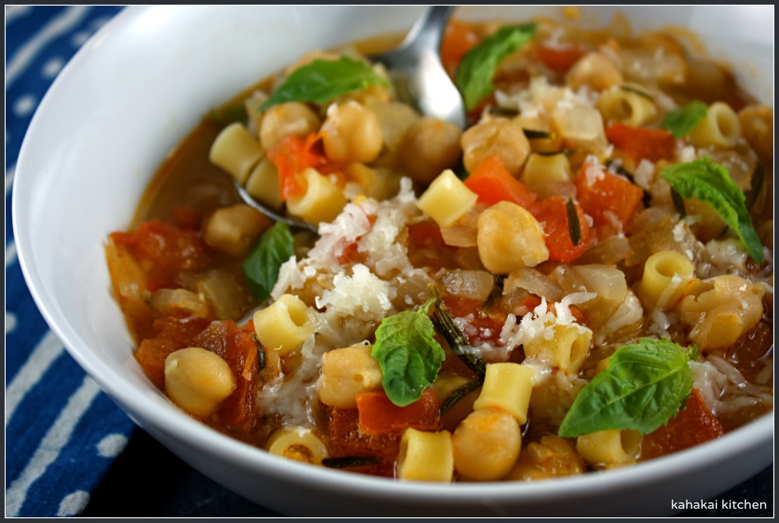 pasta e ceci soup chick pea soup friends food family pasta e ceci soup ...